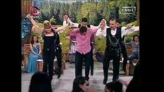KAAN YILDIRIM Horon Show  ( Parti -5 ) Gizem Kara&Dursun Dereli Flash Tv