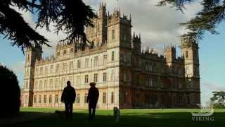 Finse Comes Home to Highclere Castle