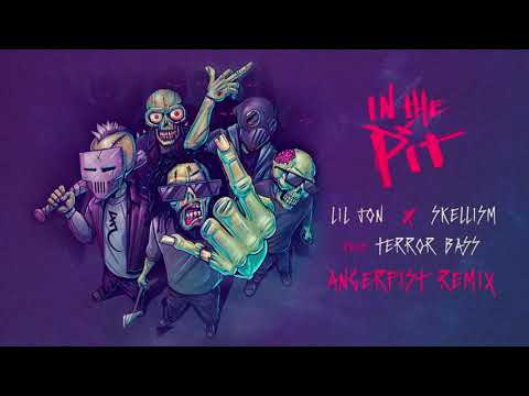 Lil Jon x Skellism feat Terror Bass - In The Pit (Angerfist Remix)