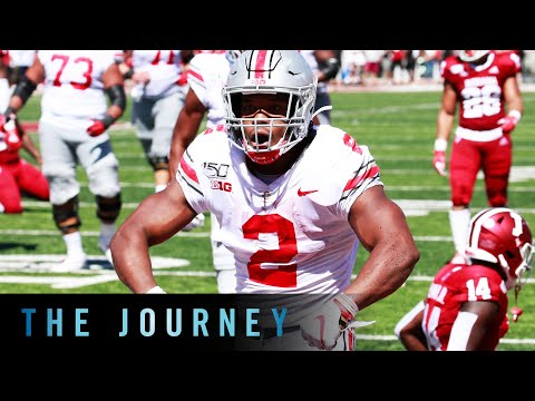 Ohio State's J.K. Dobbins | B1G Football | The Journey