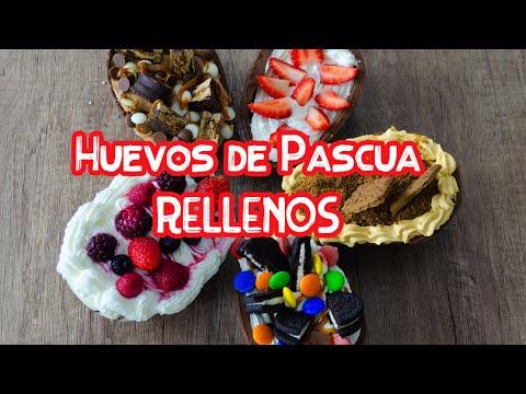 HUEVOS DE PASCUA RELLENOS | MATIAS CHAVERO