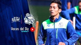 Club Puebla I Voces del Día I David Toledo & Carlos Gutiérrez