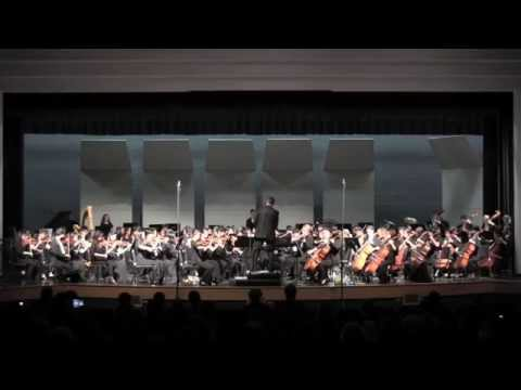Howard County High School GT Orchestra -- Star Wars Suite for Orchestra