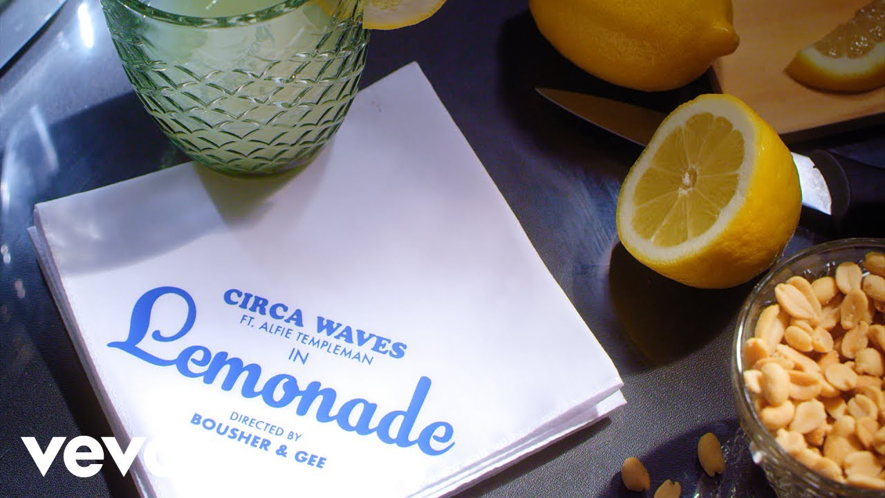 Circa Waves - Lemonade Feat. Alfie Templeman (Official Video)
