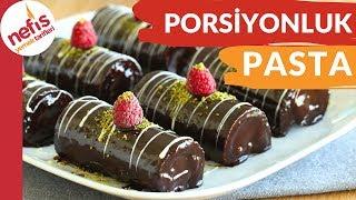 EN KOLAY Porsiyonluk Rulo Pasta (Az Malzeme ile)