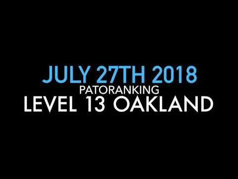 Patoranking (Promo) New Level Fridays – Oakland July 27th 2018