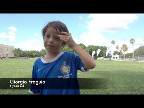 Inter Academy Florida Summer Camp 2014 #1
