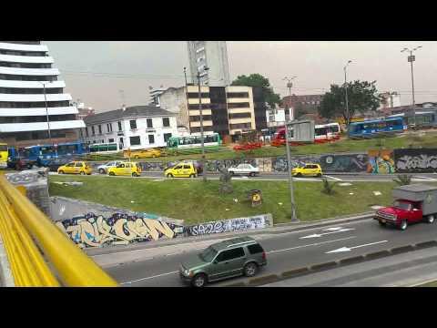 Zona Norte Bogota Colombia Carrera 26 y calle 10