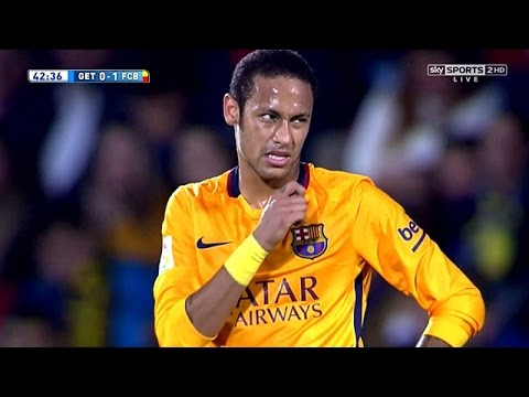 Neymar vs Getafe (A) 15-16 – La Liga HD 1080i by Guilherme