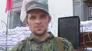 Новороссия: туда и обратно. Часть 2/2. Разговор с ополченцем