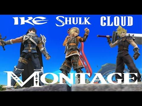 Big Sworded Heroes: Cloud/Ike/Shulk Montage (30 SUB SPECIAL!)