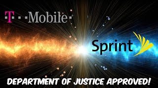 DOJ Approves T-Mobile and Sprint Merger// Boost Mobile/Virgin Mobile to be sold