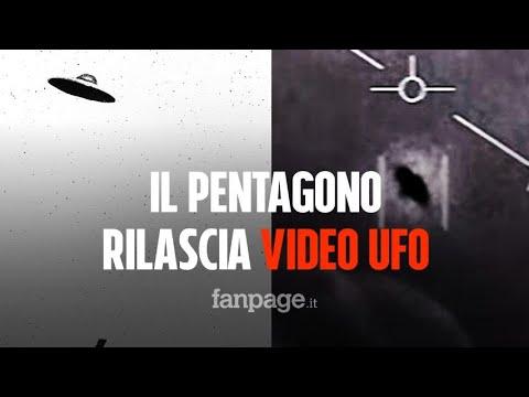 Il pentagono autorizza la diffusione di video sugli Ufo: 'Necessario fugare i dubbi'