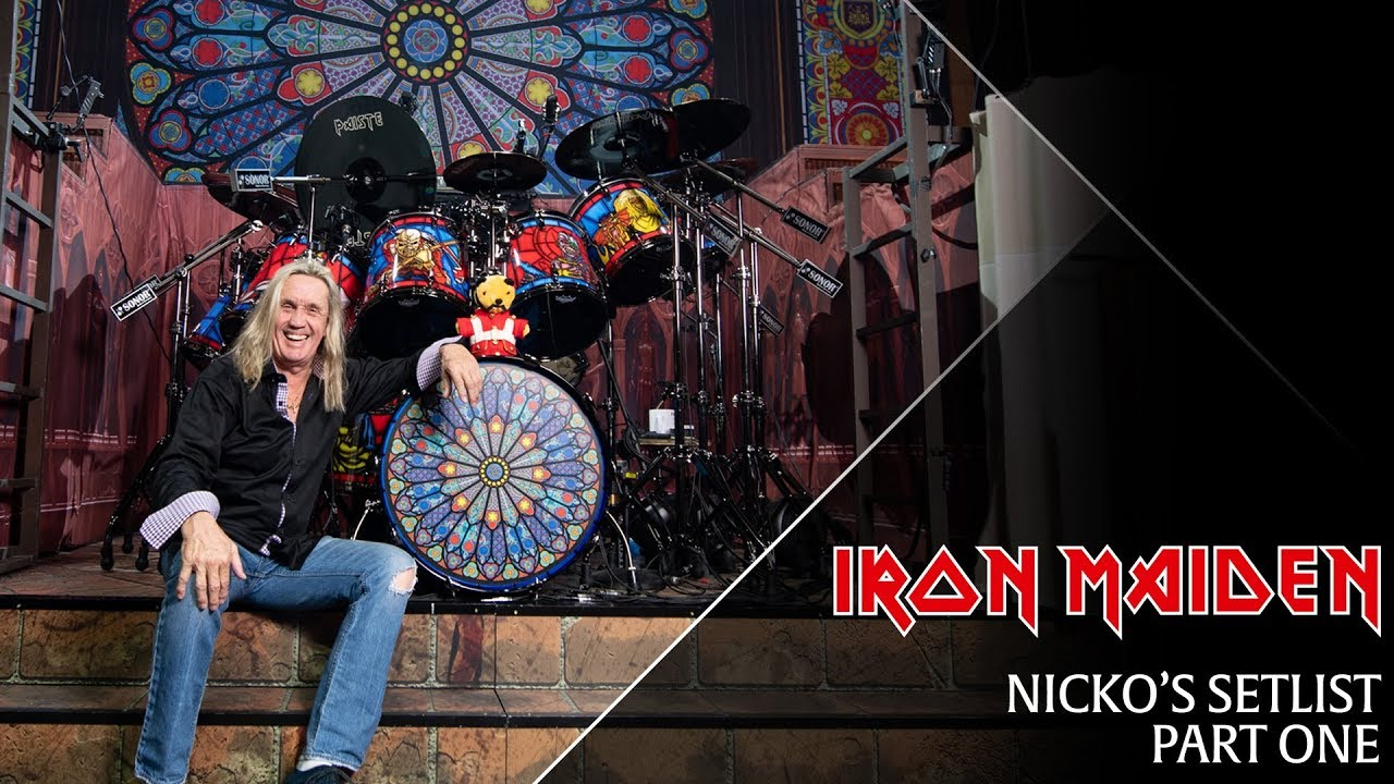 Iron Maiden — Nicko's Setlist, Part 1