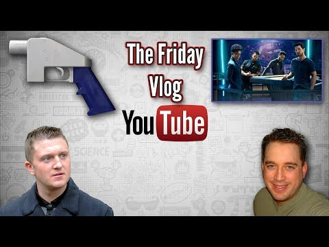 the-friday-vlog-📷-|-3d-printer-gun-|-tommy-robinson-released-|-the-expanse