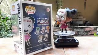 Pop Films: la purge-Freak Bride année électorale figurine