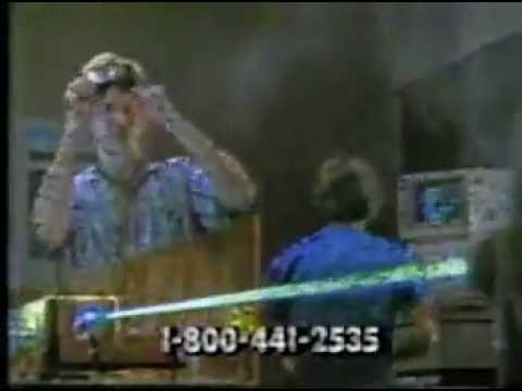 1986 SelecTV Scrambling Commercial