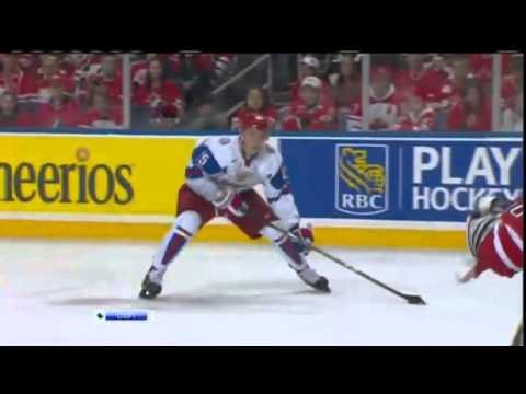 Ice War juniors , Canada - Russia (2011)