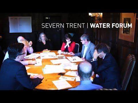 Water Forum | Our plans | About us | Severn Trent Plc