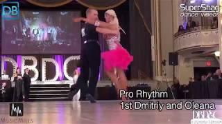 Comp Crawl with DanceBeat! DBDC Pro rhythm!