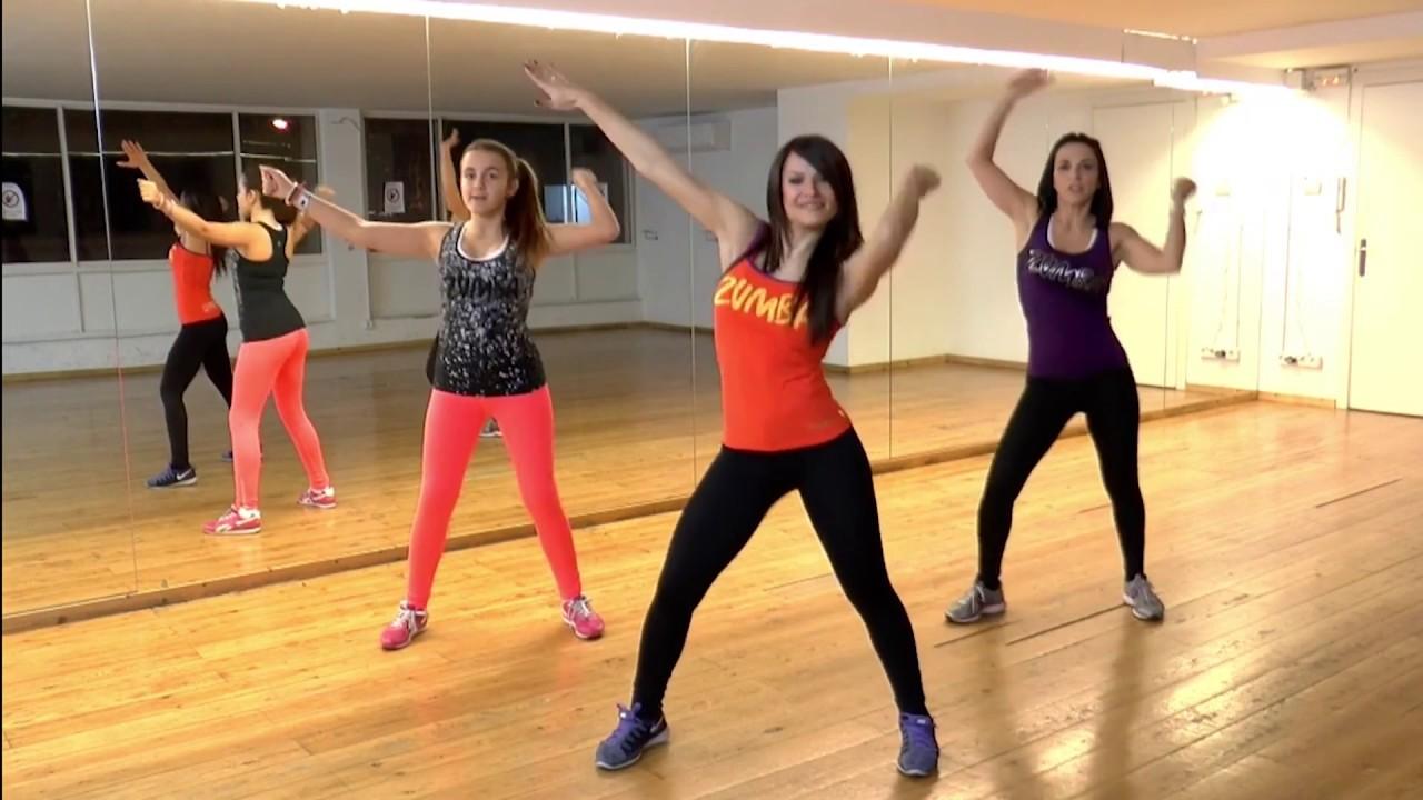 Зумба. Фитнес для похудения в домашних условиях | танцы для похудения дома зумба