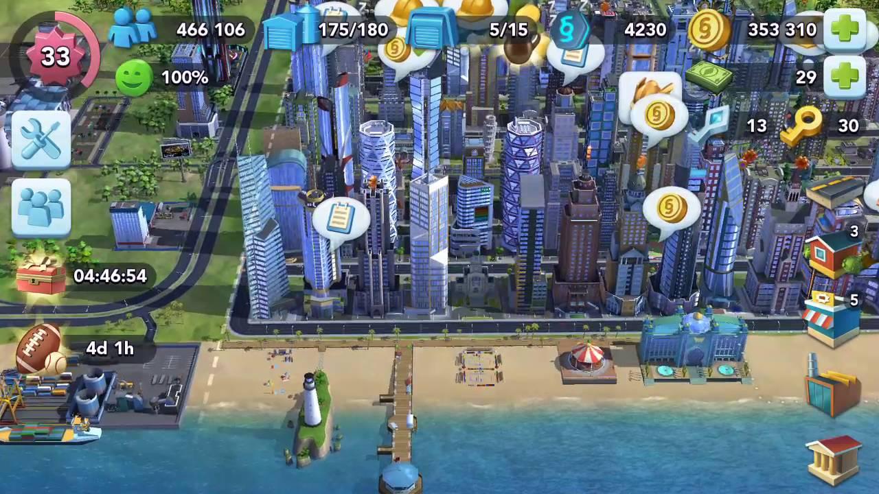 Sims Buildit