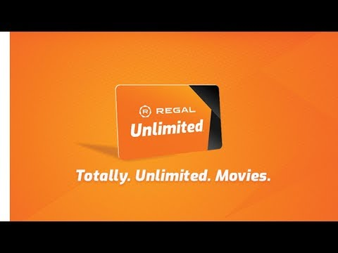 Regal Cinemas has launched an unlimited movies subscription service