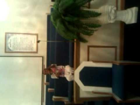 Latoya sanders singing