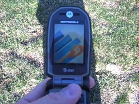 Geek.com Review: Motorola Tundra Tossing Stress Test