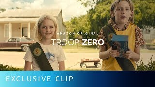 Troop Zero: Selling Cookies | Prime Video