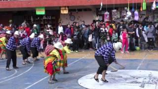Danza Llankay de Apurimac   1ro Luis Beltran SRL