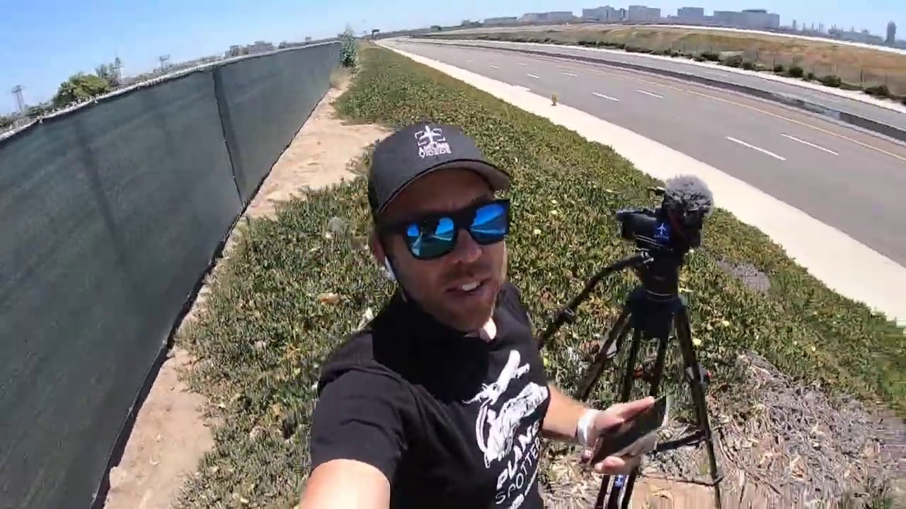 STREAMING LIVE FROM THE #GOPRO AT LAX