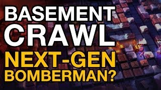 Basement Crawl: Next-gen Bomberman? (PS4 Indie Game) - VideoGamer