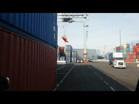 Port trucking