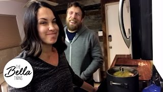 How to make Spaghetti Squash Stir-fry with Chef Brie - Part 2