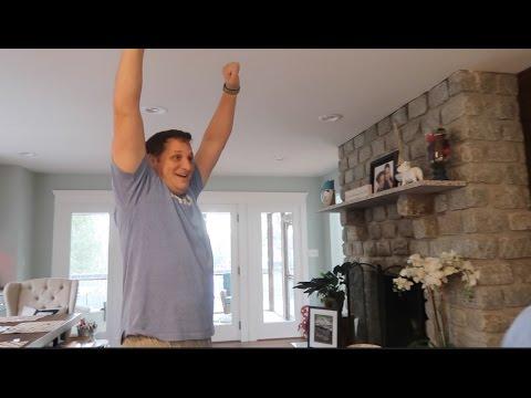 Bratayley's Biggest Loser | Week 2 | Workout | Dadtayley