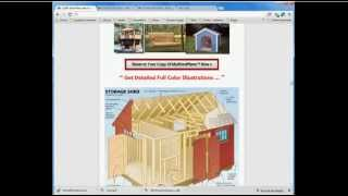 My Shed Plans Review, Discount, And Inside Look!