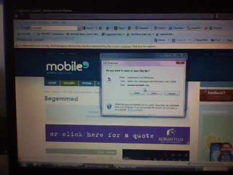 How to put games on Nokia N95