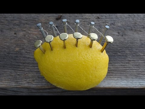 How to meak the current in the lemon