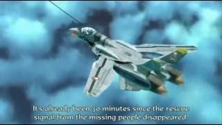Macross Zero - Focker vs Ivanov
