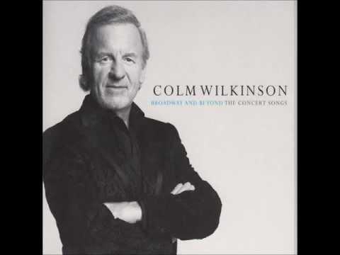 Colm Wilkinson  Hallelujah