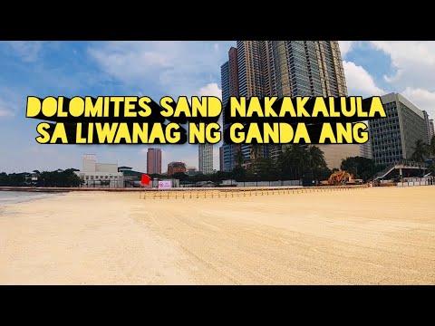 Download MANILA BAY DOLOMITE SAND!NAKAKALULA SA LIWANAG NG GANDA!  Miz July