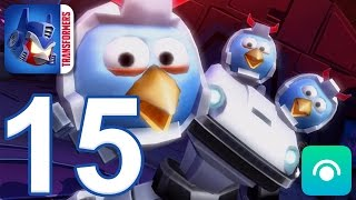 Angry Birds Transformers - Gameplay Walkthrough Part 15 - Prowl (iOS, Android)
