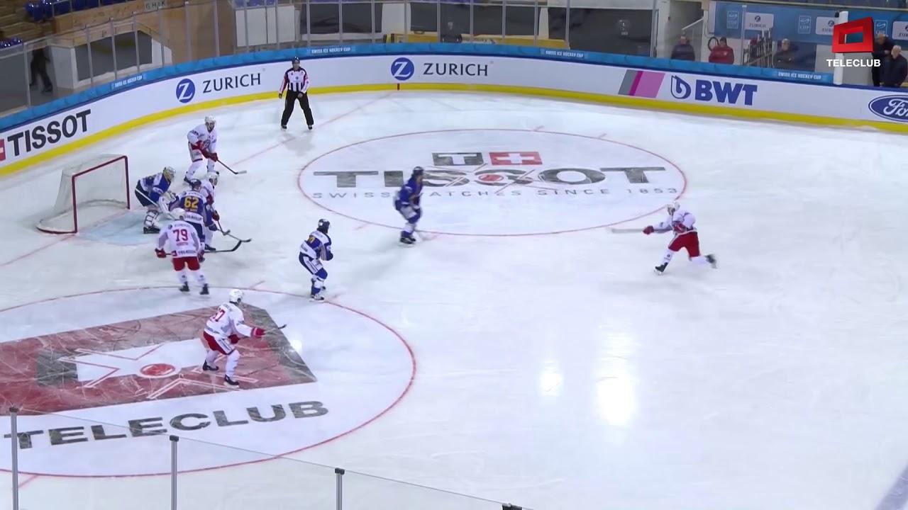 HC Davos vs SCRJ Lakers