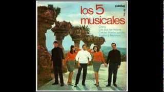 Los 5 Musicales - Por Un Recuerdo De Ti