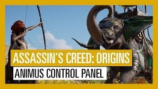 Assassin's Creed Origins: Animus Control Panel -  Launch Trailer