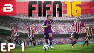 Fifa 16 Gameplay - Real Madrid Vs Barca & Womens Football (PC 1080p)