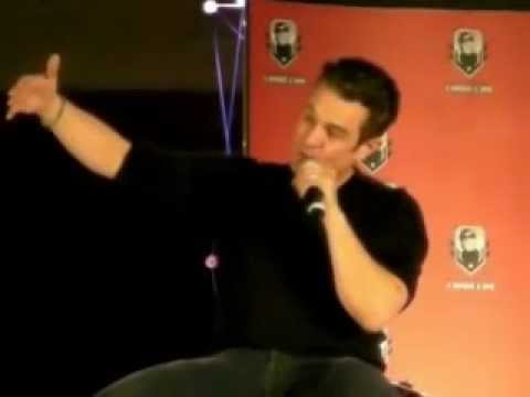"""James Marsters Q&A """"Sex Scenes with Sarah"""" Montreal Comic Con 2011"""