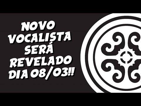 ROSA DE SARON JÁ ESCOLHEU SEU NOVO VOCALISTA!!! MÚSICA NOVA DIA 08/03 (LIVE 18.02.2019)