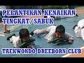 Download Mp3 UPACARA PELANTIKAN KENAIKAN TINGKAT/SABUK TAEKWONDO DREEBORN CLUB